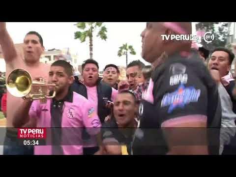 Callao llaqtamanta Sport Boys pukllaqkuna primera divisiónman  kutirunku
