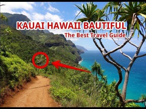 [Amazing Views] Kauai Hawaii -  Things To Do In Kauai | Travel Fun Guide