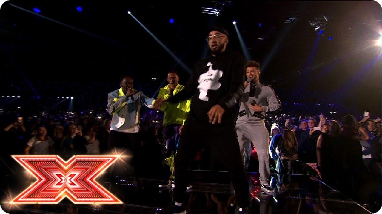 Rak Su Wrap It Up At The X Factor Final 2017