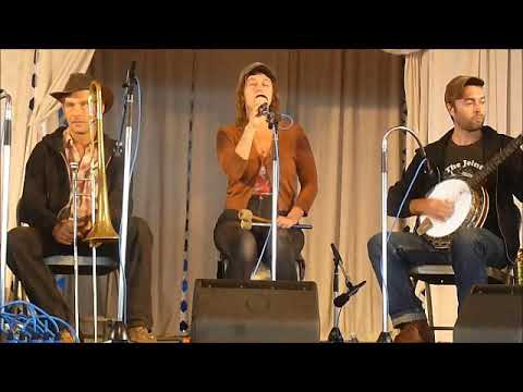 Tuba Skinny at the 2017 Delaware Valley Bluegrass Festival - 3 songs