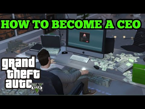 Gta 5 How To Register As A Ceo In Gta 5 Online How To Become A Ceo Securoserv Hindi 2020 Youtube
