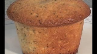 Orange & Poppy Seed Muffins - Recipe