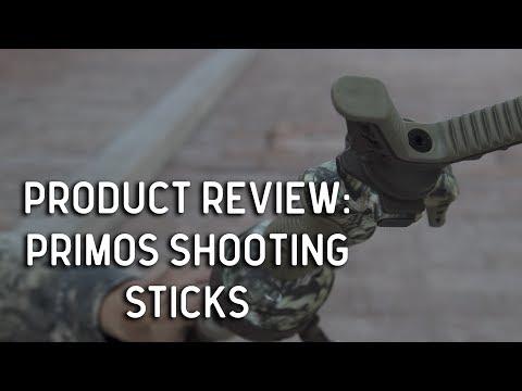 Product Review: Primos Trigger Stick Gen 3 Shooting Sticks