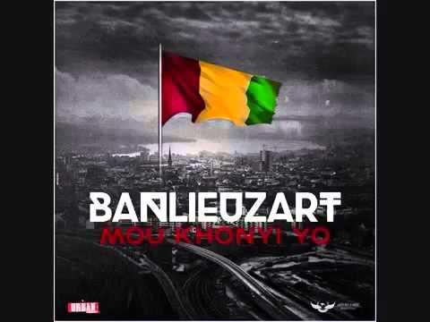 BANLIEUZART  Moukhonyi Yo ( Official Music 2015 ) By Dj.IKK