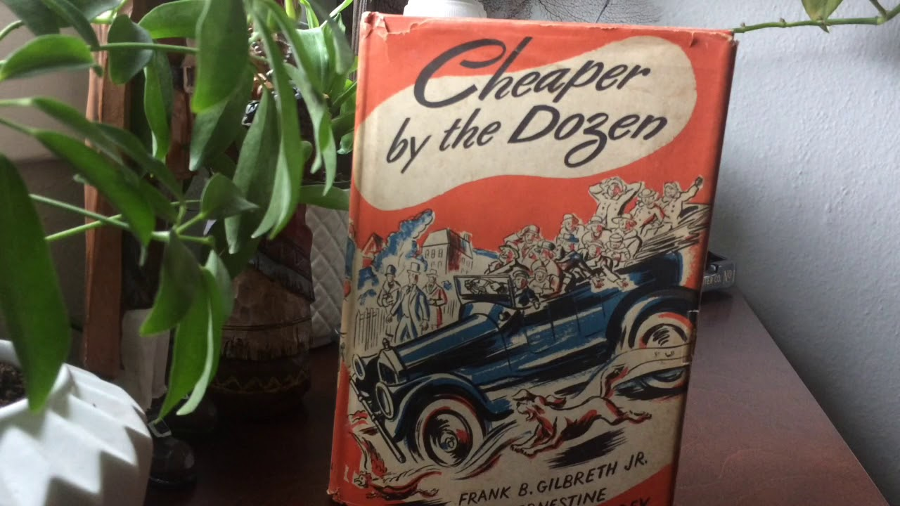 Analysis Of The Book: Cheaper By The Dozen - Words | Cram