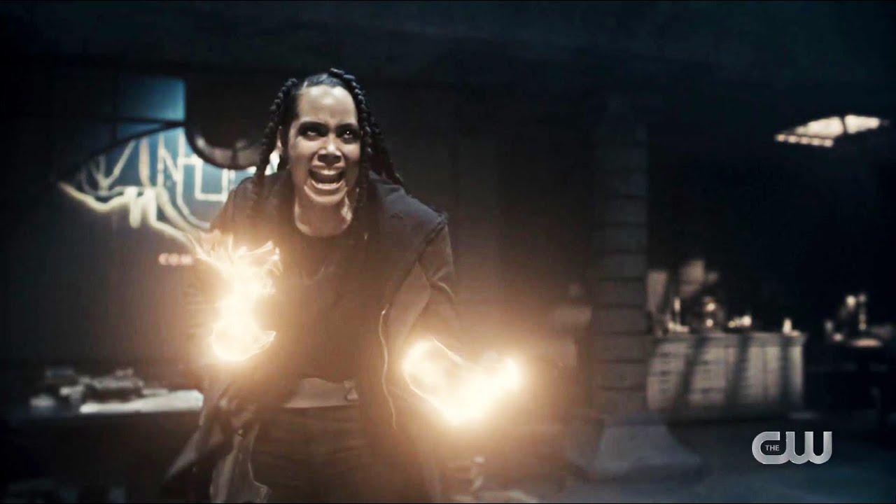 Infected Evil Macy Attacks Command Center   Charmed   Schrodinger's Future 3x15 Season 3 Episode 15