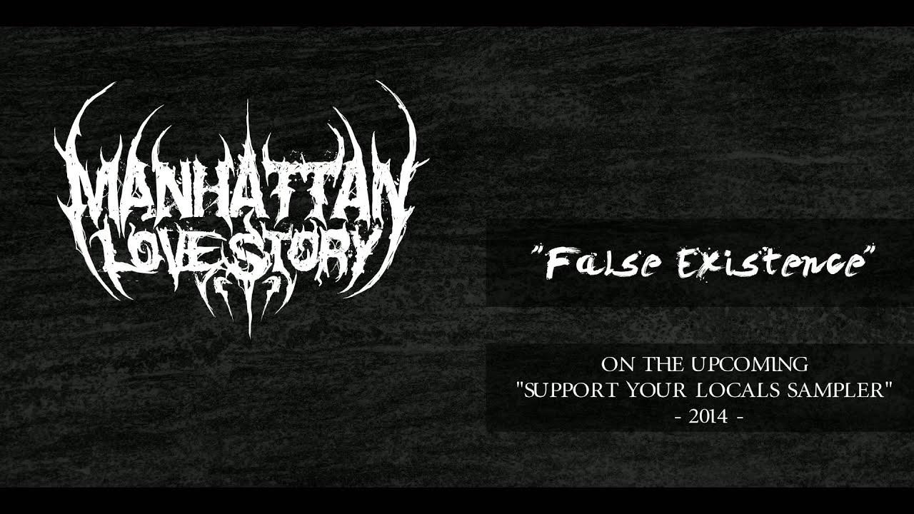 Download MANHATTAN LOVESTORY - FALSE EXISTENCE [2014_SINGLE] [HD]