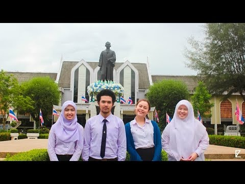 International Students' Life in PSU by English Major Senior Project 57'