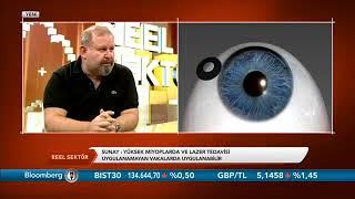 """""""Göz İçi Kalıcı Kontakt Lens Tedavisi"""""""