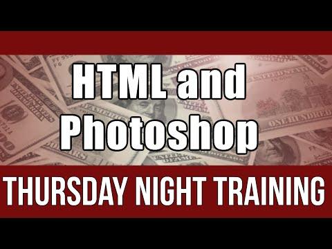 Affiliate Marketing, HTML And Photoshop