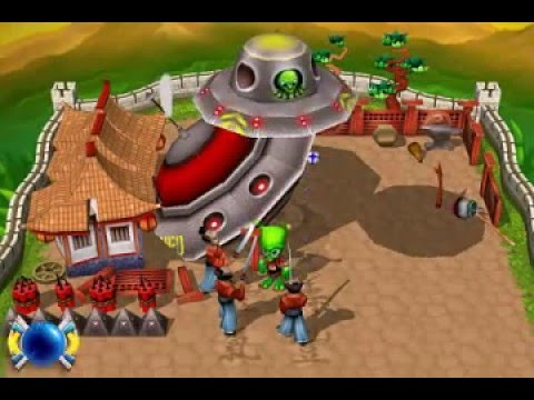 Игра: Волшебный шар 4
