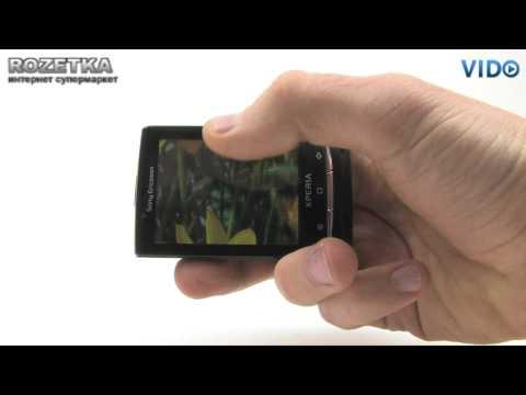 Смартфон Sony Ericsson x10 mini