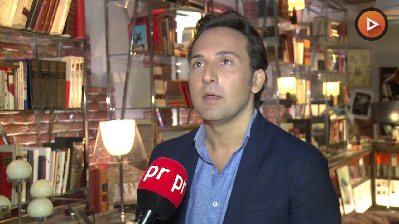 Iker Jiménez (\'Cuarto Milenio\'): \'Me gustaría ser el embajador de la ...
