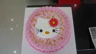 hello kitty cake - Grant.ge