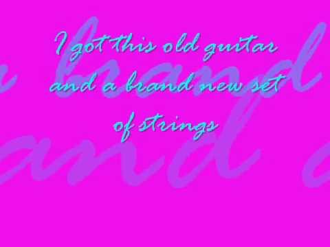 Miranda Lambert - New Strings (Lyrics)