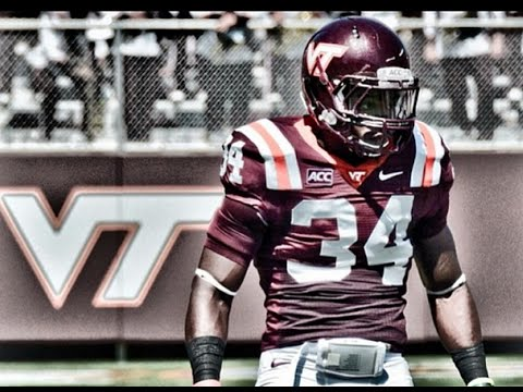 "Kyshoen Jarrett | ""Hokie 34"" ᴴᴰ 
