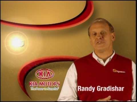 Randy Gradishar Launches Signature Kia