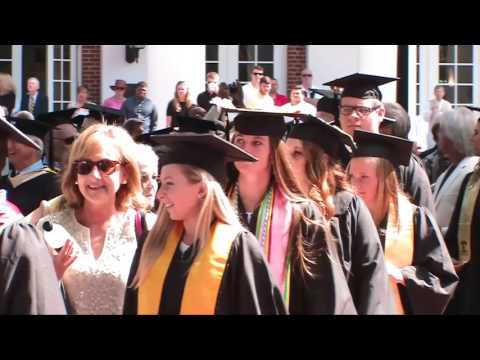 Randolph-Macon College 2017 Commencement
