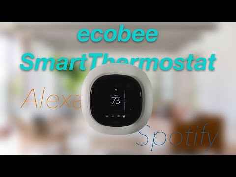 ecobee SmartThermostat: Hands-off Review
