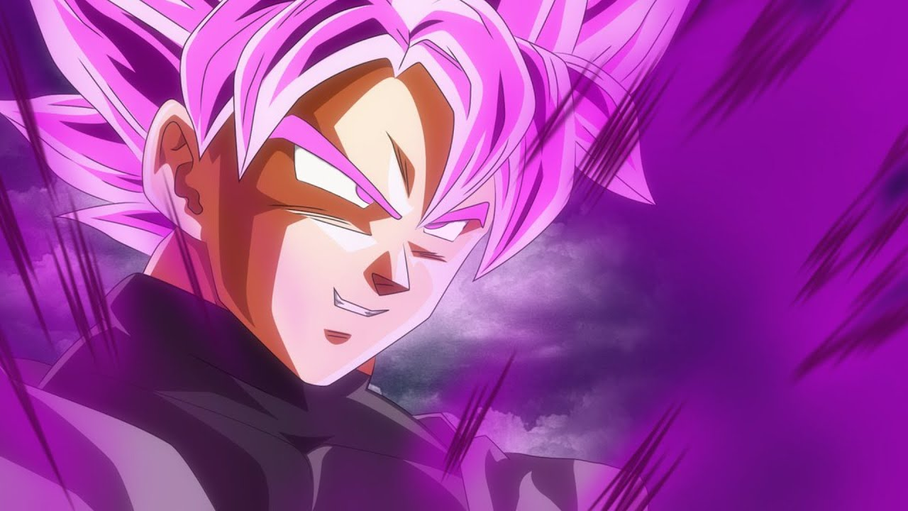 Super Saiyan Rose Goku Black Wallpaper: Goku´s Reaction - YouTube