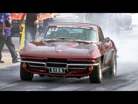 Stingray Corvette From FINLAND!