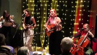 "Bella, Polly & the Magpies ""Galway Shawl"", live at the Topic Folk Club, Oct 2018"