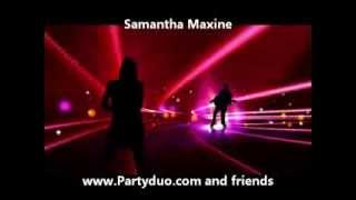 O.T.F. | J.L.  |  Demo-/Coverversion von Samantha Maxine  |  Partyduo.com and friends - Partyband