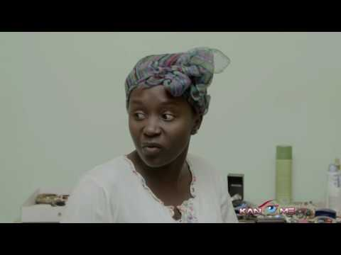 Video(Skit): Kansiime Anne - There is a thief outside