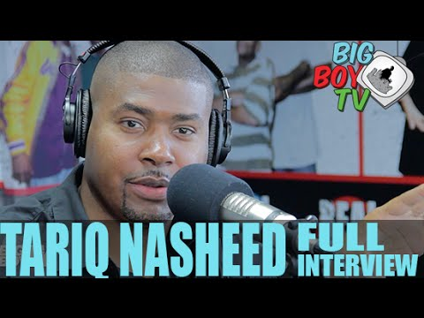Download Tariq Nasheed On Gold Diggers, Cheating In Relationships, And More! (Full Interview)   BigBoyTV