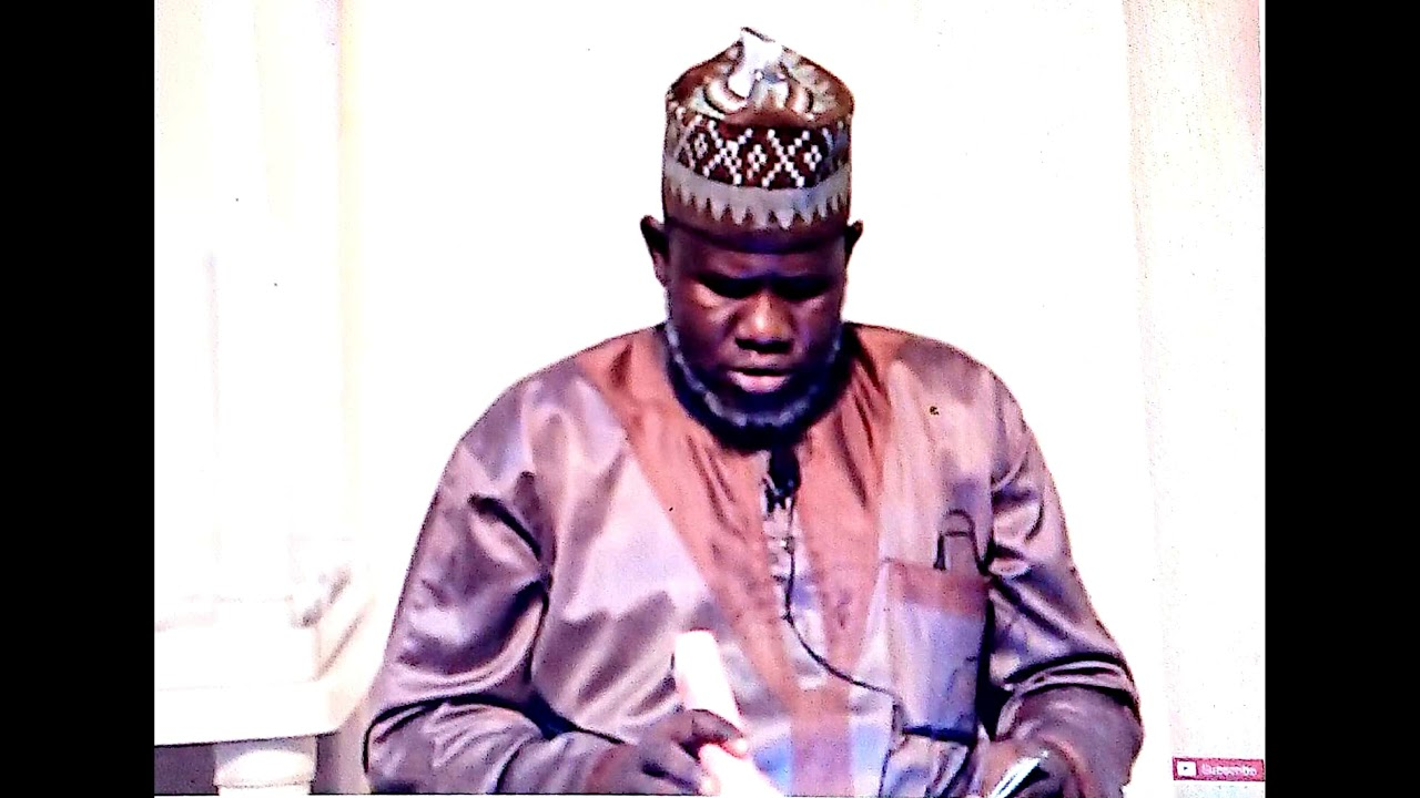 Download Sheikh Hussaini Yusuf Mabera - Islam the Only Way to Salvation [1 of 2] 05-08-95