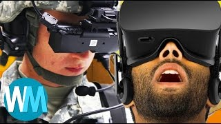 Top 10 Ways Virtual Reality Is About to Change Your Life