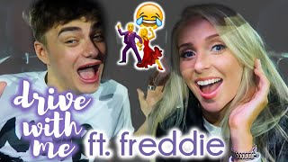 Drive with ME & FREDDIE from