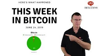 TWIC This week in Bitcoin - June 24th, 2019