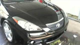 2008 Toyota Solara Convertible Start Up and Full Tour