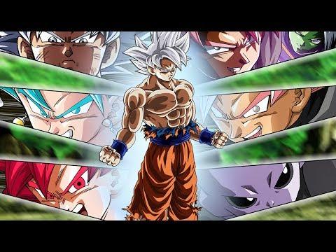 ULTRA INSTINCT TEAM! New Ultra Instinct Goku Dokkan Awakened Team! Dragon Ball Z Dokkan Battle