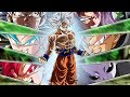 ULTRA INSTINCT TEAM! New Ultra Instinct Goku Dokkan Awakened Team! Dragon Ball Z Dokkan Battle