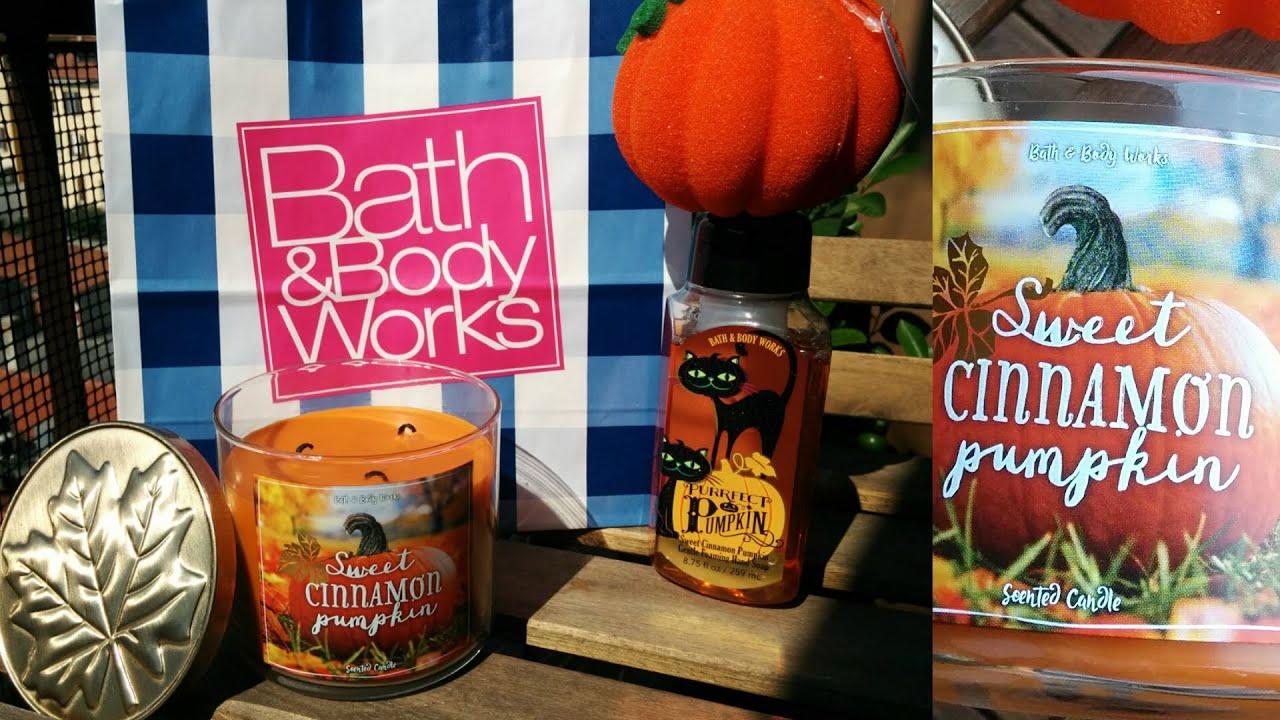 bath body works halloween haul 2016 ita