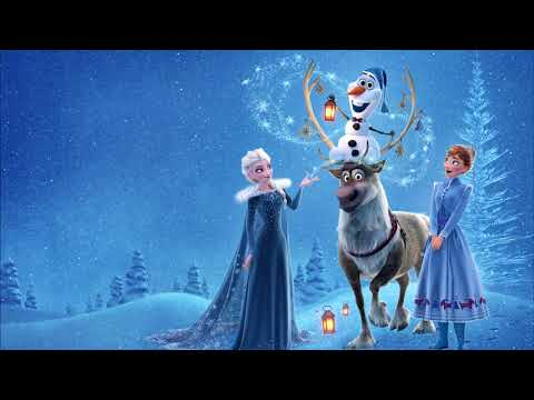 Olaf's Frozen Adventure - That Time Of The Year    Portuguese Soundtrack