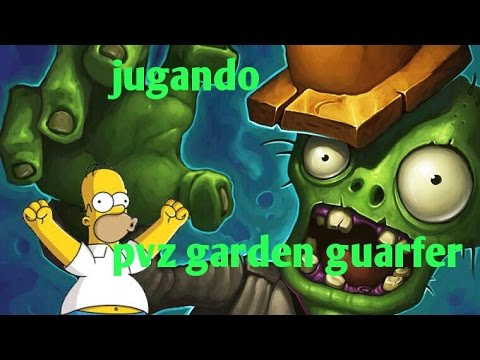 Primer Video De Pvz Garden Guarfare Omg Kitgamer