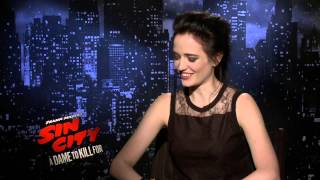 sin city a dame to kill for eva green ava lord official movie interview