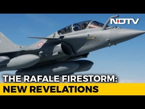 """Government Made """"Major, Unprecedented Concessions"""" In Rafale Deal: Report"""