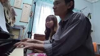 Lạnh lùng piano vs singer