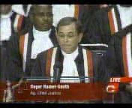 Trinidad and Tobago Judiciary remains independent