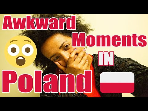 My Experience in Poland | Awkward Moments - Being Foreigner in Poland 🇵🇱