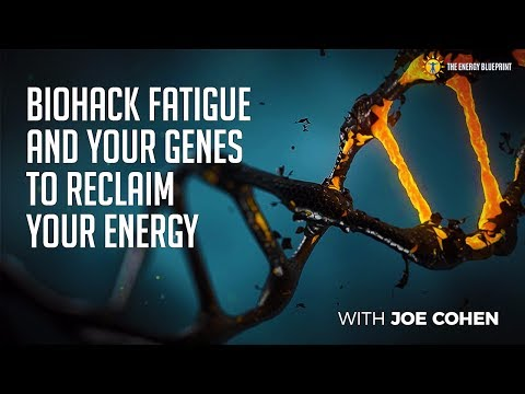 Biohack Fatigue and Your Genes to Reclaim your Energy with Joe Cohen