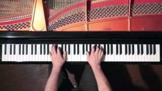 Bach Sinfonia No.12 - P. Barton, FEURICH Harmonic Pedal piano