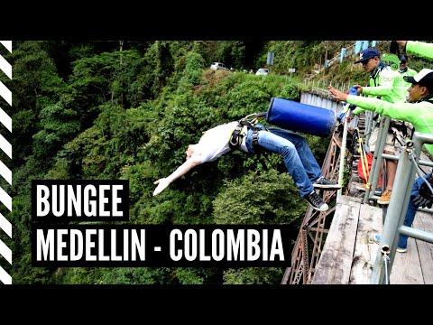 Bungee Jumping en Medellín
