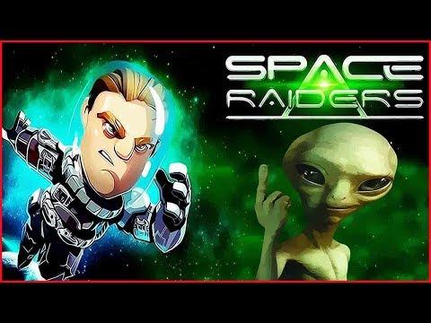 Space Raiders RPG ➤ПЕРВЫЕ ВПЕЧАТЛЕНИЯ➤КУКЛОВОДЫ.