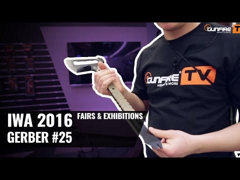 IWA 2016: Gerber - Episode 25 by Gunfire.TV