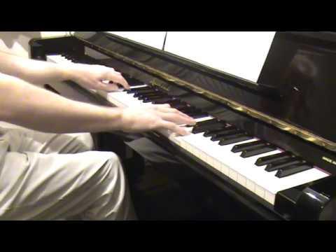 Sun and Moon (Miss Saigon), piano with subtitles